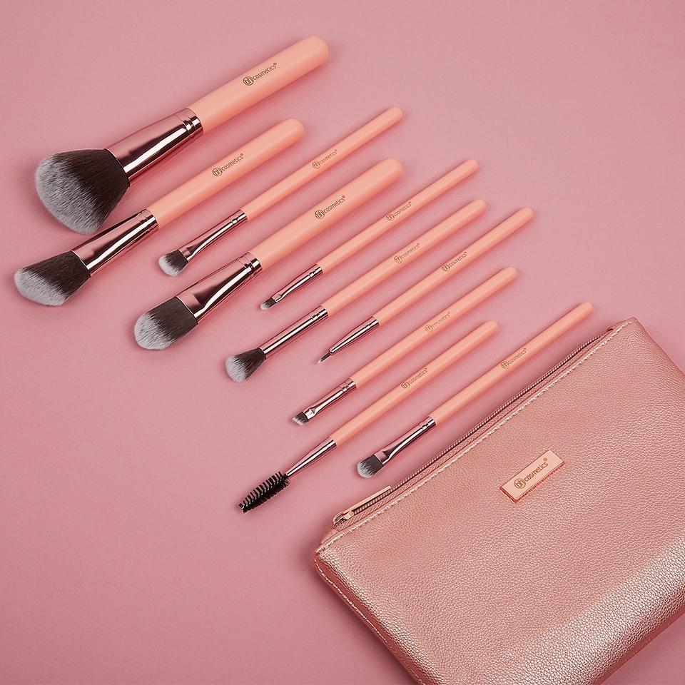 BH Cosmetics Pretty Pink brush set