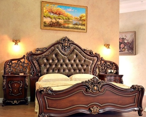 Спальня ДЖОКОНДА-4