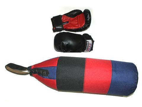 Набор боксёрский детский (груша  шлемовидная, перчатки) :(3):