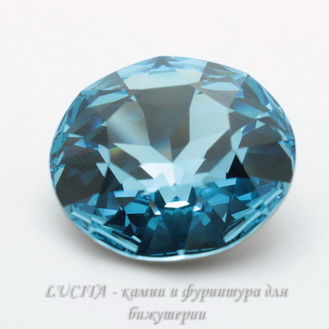1201 Ювелирные стразы Сваровски Aquamarine (27 мм) ()
