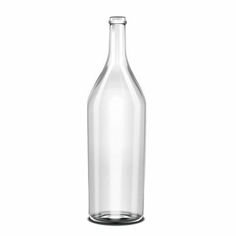 Бутылка стеклянная 3.075 л «Четверть»