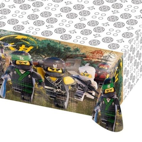 Скатерть Лего Ниндзяго 1,2х1,8м