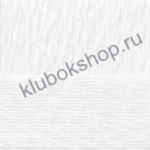 Пряжа ЖЕМЧУЖНАЯ (Пехорка) 01 - интернет-магазин