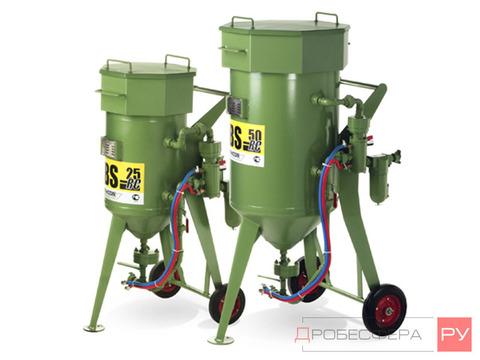 Пескоструйный аппарат Contracor DBS 200 RCS