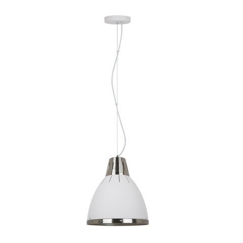 Подвесной светильник CAMELION Loft PL-426M C71 белый + хром
