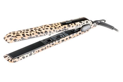 Щипцы Harizma Style Colors, 88х21 мм, 48 Вт, леопард