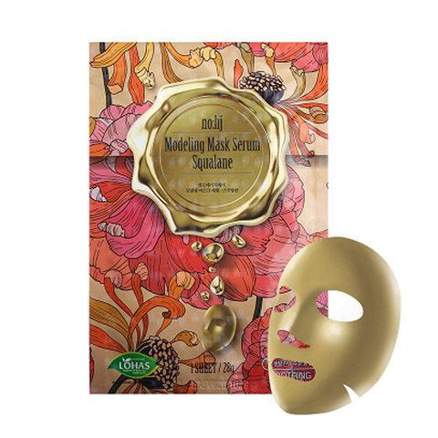 no:hj Squalane Modeling Mask Serum Фольгированная маска со скваланом