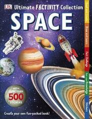Ultimate Factivity Collection Space: Create your own Fun-packed Book!