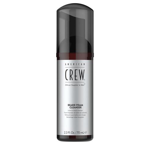American Crew Beard: Очищающее средство для бороды (Beard Foam Cleanser), 70мл