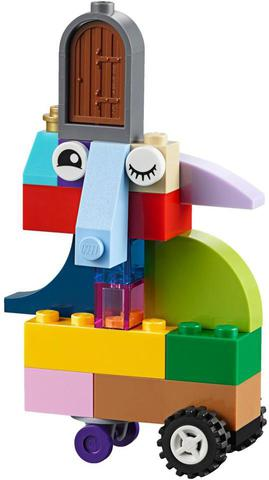 LEGO Classic: Набор кубиков для свободного конструирования 10702 — Creative Building Set — Лего Классик