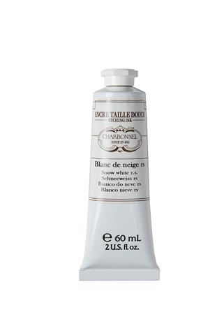 Краска офортная 60 мл туба, белый укрывной Lefranc&Bourgeois