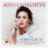Sonya Yoncheva / The Verdi Album (CD)