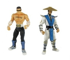 Mortal Kombat - Figure Series 01