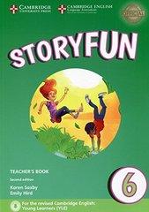 Storyfun 2nd Edition 6 Teacher's Book with Audio