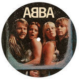 ABBA ‎/ Knowing Me, Knowing You (Picture Disc)(7' Vinyl Single)