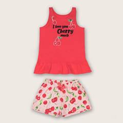 Детская женская пижама E20K-44P102