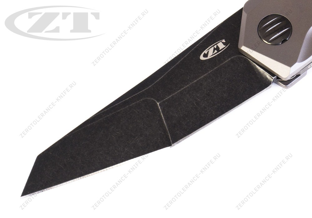 Нож Zero Tolerance 0055BRZ First 4 GTC Airborne - фотография