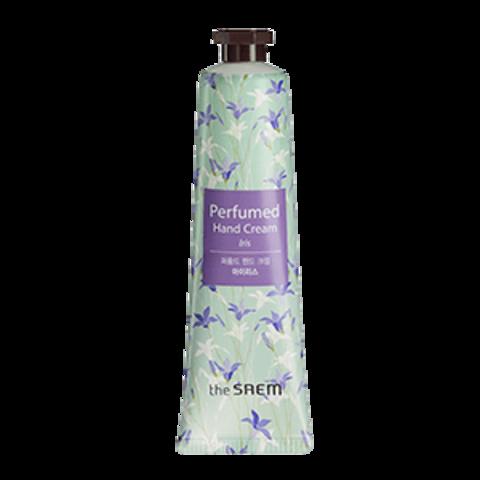 Perfumed Hand Cream - Iris