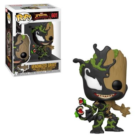 Venomized Baby Groot Funko Pop! || Малыш Грут-Веном