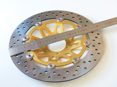 Тормозной диск Honda CB 400 92-98