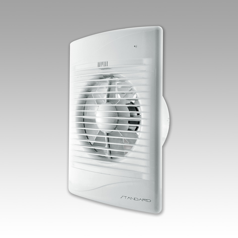 Вентилятор Эра STANDARD 4НТ D 100 Таймер+ Влажность