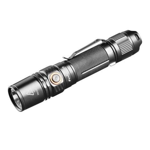 Фонарь светодиодный Fenix PD35 V2.0 XP-L HI V3, 1000 лм, аккумулятор