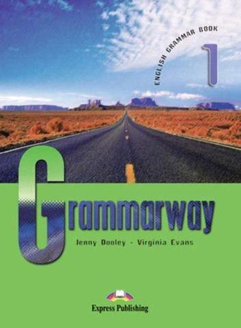Grammarway 1. Student's Book. Beginner. (New). Учебник