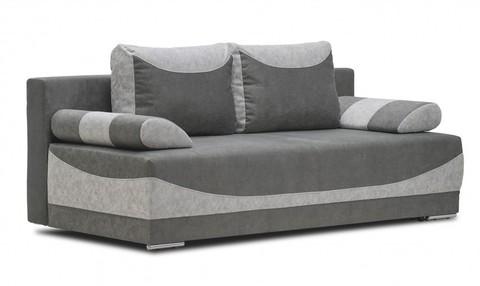 Диван-еврокнижка Лофт, серый