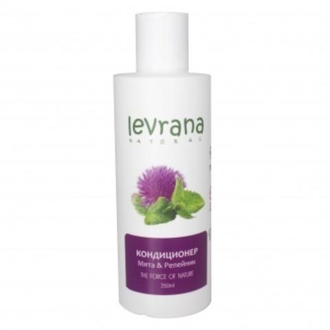 Кондиционер для волос LEVRANA Мята-Репейник, 250 мл.