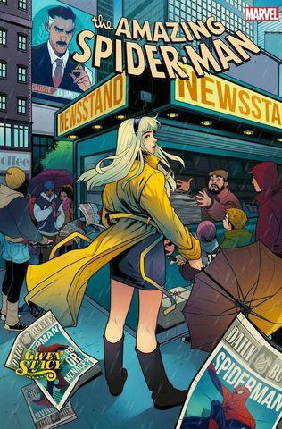Amazing Spider-Man #40 (Gwen Stacy Variant) (2020)