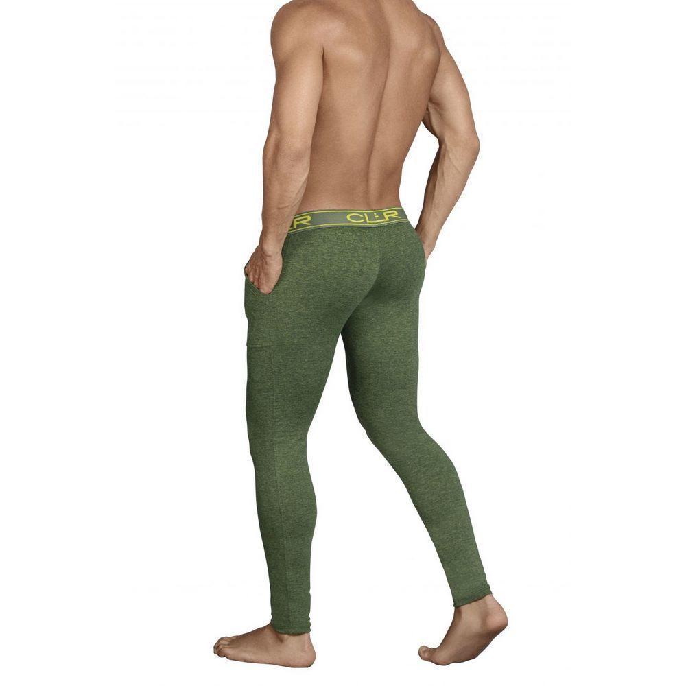 Мужские кальсоны хаки Clever Cale Long Pant 031710