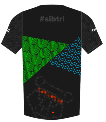 Футболка клубная GRI SibTrail, мужская