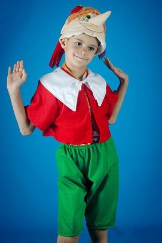 Карнавальный костюм Буратино 2
