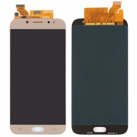 LCD SAMSUNG J7(2017) J730 + Touch Gold OLED