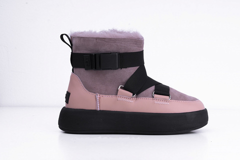 UGG Classic Boom Buckle Boot Pink