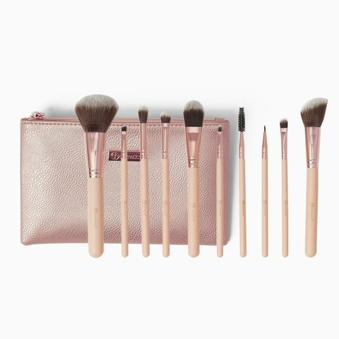 BH Cosmetics Pretty Pink brush set