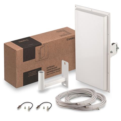Комплект для усиления 3G/4G сигнала KSS18-3G/4G MIMO