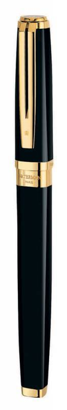 Waterman Exception Ideal Black/GT М (S0636790)