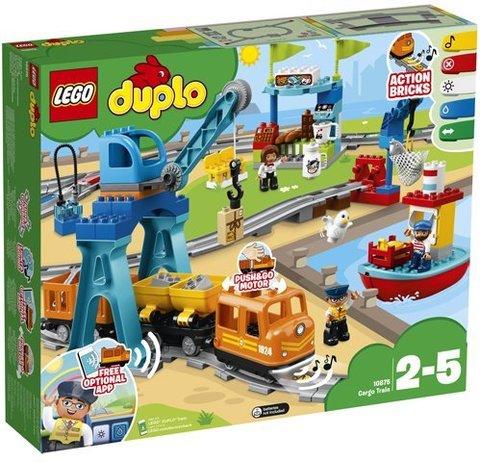 Lego konstruktor Duplo  Cargo Train