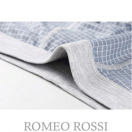 Мужские трусы боксеры ROMEO ROSSI набор из 2 штук