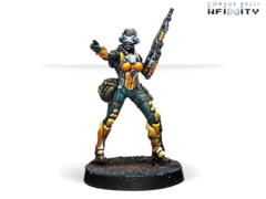 Celestial Guard Hacker (вооружен Combi Rifle)