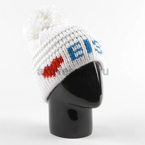 Картинка шапка Eisbar heart pompon 100 - 2