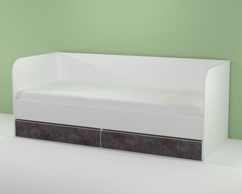 Кровать МАЛЬТА-2-2000-0900 /2032*800*934/