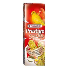 Лакомство для канареек Versele-Laga Prestige, палочки с яйцом и ракушечником