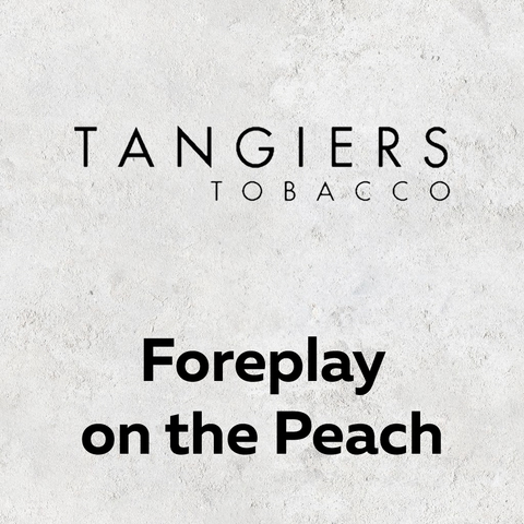 Тangiers (250 гр) Foreplay on the Peach (Noir)