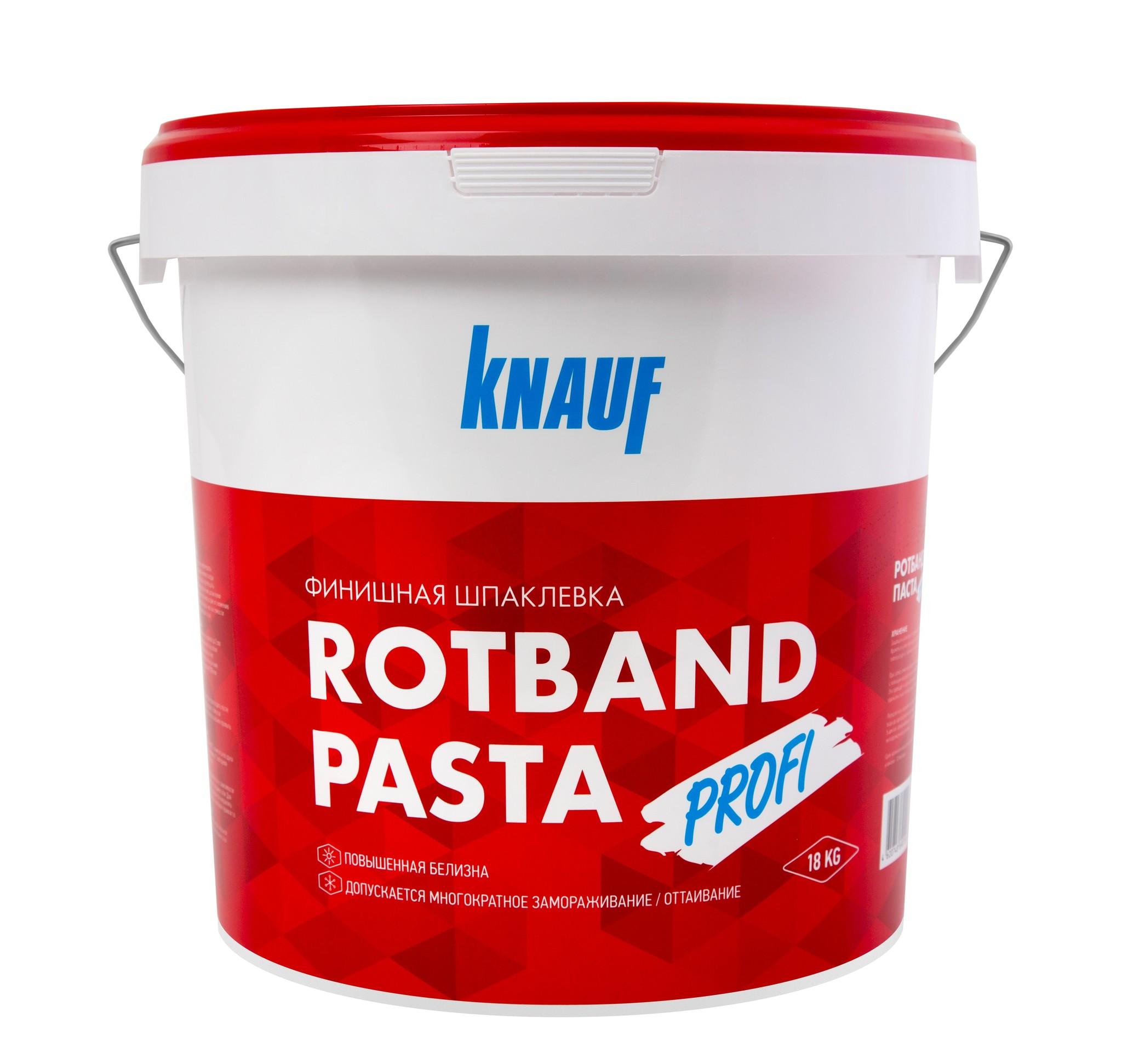 Шпаклевки Готовая шпаклёвка Knauf Ротбанд Паста виниловая, 18 кг a0bc1490e5b54e528fc6cacbd27968da.jpg