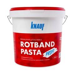 Готовая шпаклёвка Knauf Ротбанд Паста виниловая, 18 кг