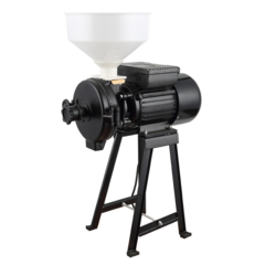 Akita jp AKDMJP-30 (1.5 kW) electric mill for grinding grain into flour, corn, spices, coffee
