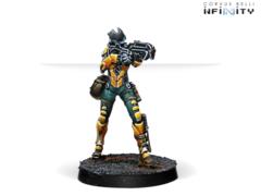 Celestial Guard (вооружен Spitfire)