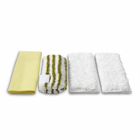 Набор салфеток для ванной, Karcher 4 шт.
